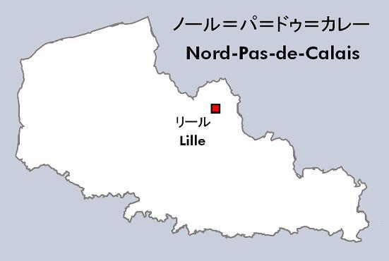 Nord pas de calais - Fibre optique pas de calais ...